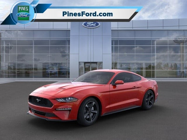2020 Ford Mustang EcoBoost Coupe RWD