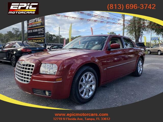 2008 Chrysler 300 Touring RWD