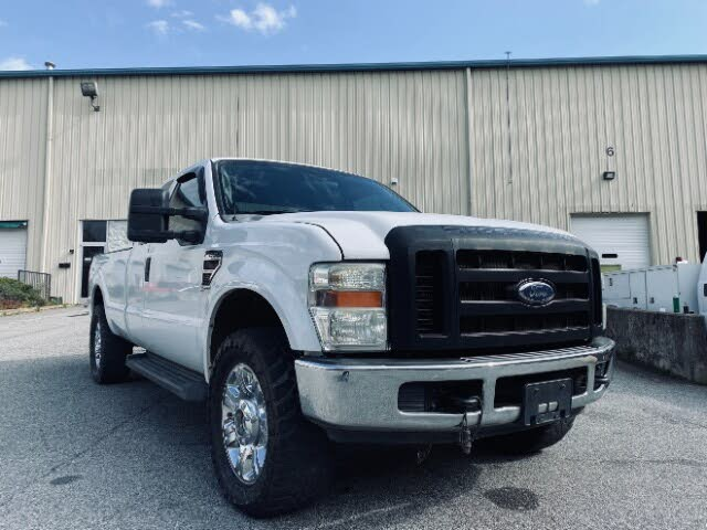 2008 Ford F-250 Super Duty XL Super Cab LB 4WD