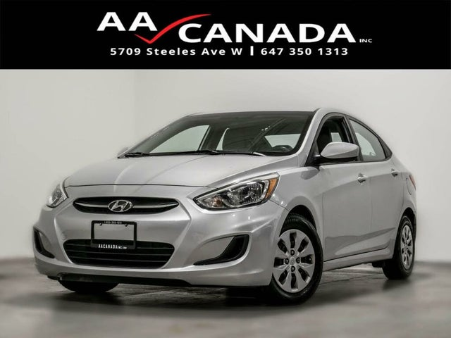 2015 Hyundai Accent GL Sedan FWD