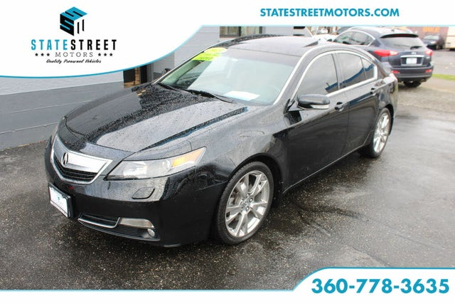 2013 Acura TL SH-AWD with Advance Package