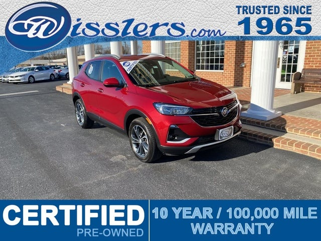 2020 Buick Encore GX Select FWD