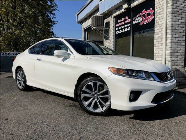 2015 Honda Accord Coupe EX-L V6