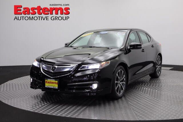 2016 Acura TLX V6 SH-AWD with Advance Package