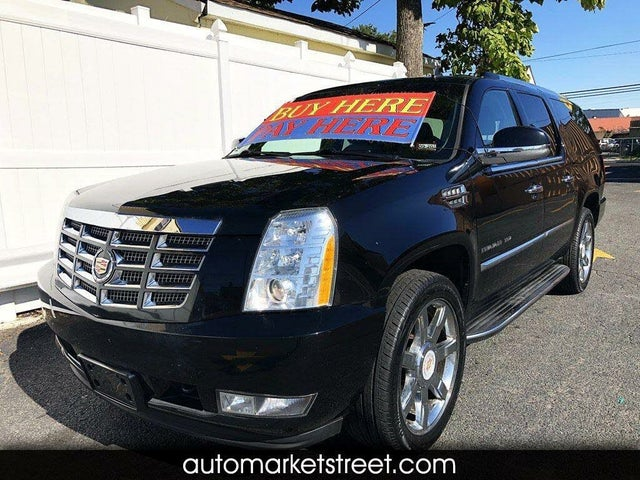 2014 Cadillac Escalade ESV Luxury 4WD