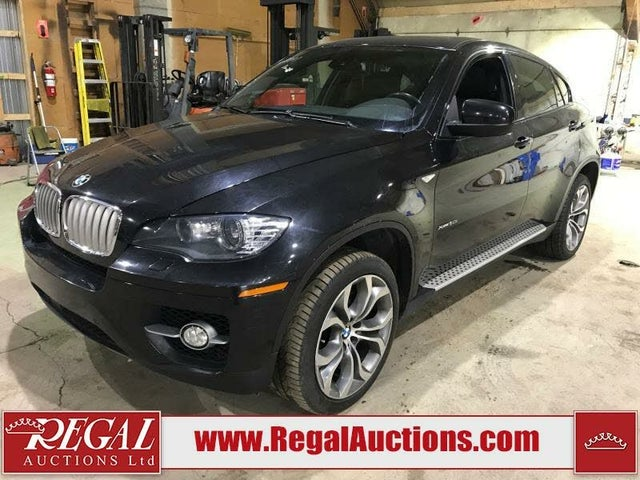 2011 BMW X6 xDrive50i AWD