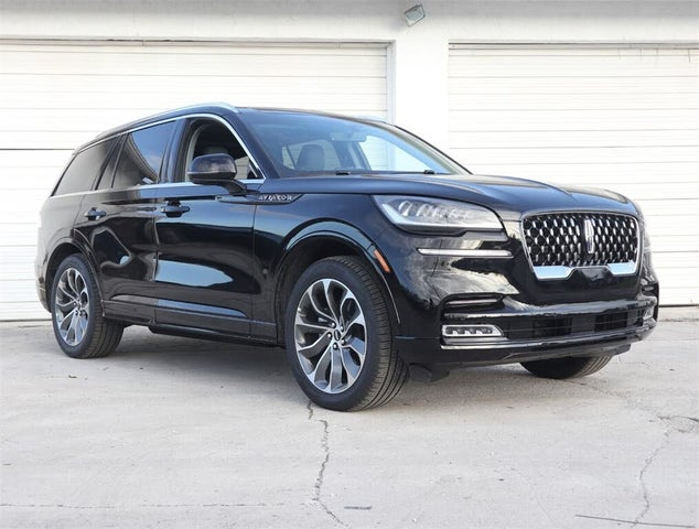 2021 Lincoln Aviator Grand Touring AWD