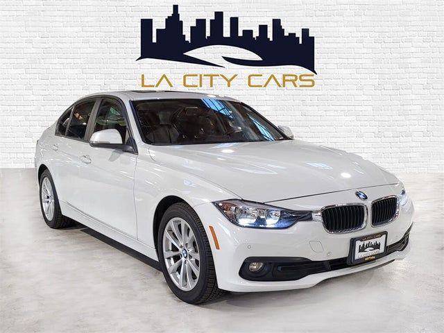 2017 BMW 3 Series 320i xDrive Sedan AWD