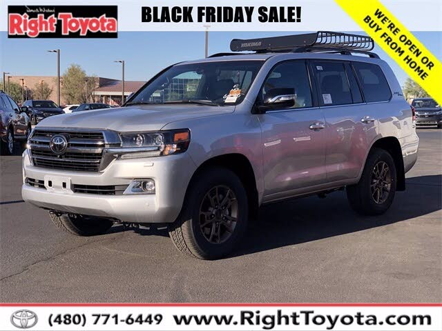 2021 Toyota Land Cruiser for Sale in Gilbert, AZ - CarGurus