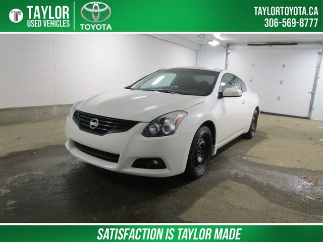 2012 Nissan Altima Coupe 3.5 SR