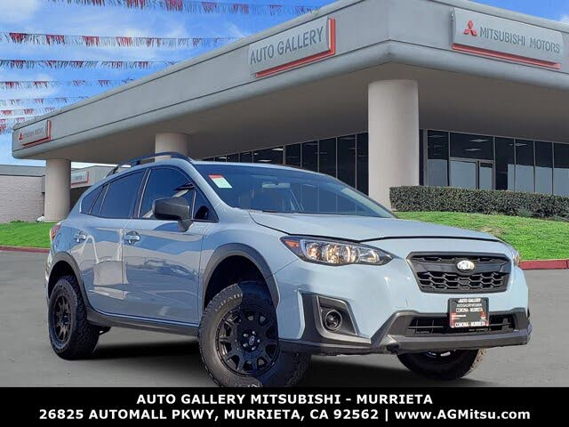 2019 Subaru Crosstrek 2.0i Base AWD