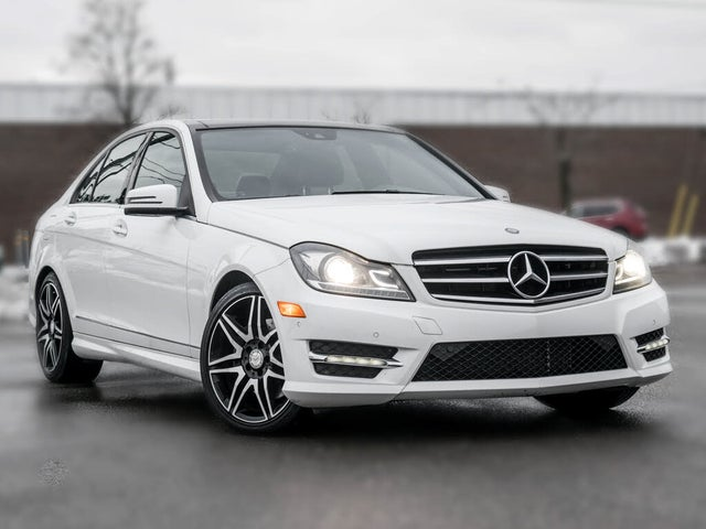 2014 Mercedes-Benz C-Class C 350 4MATIC Sedan