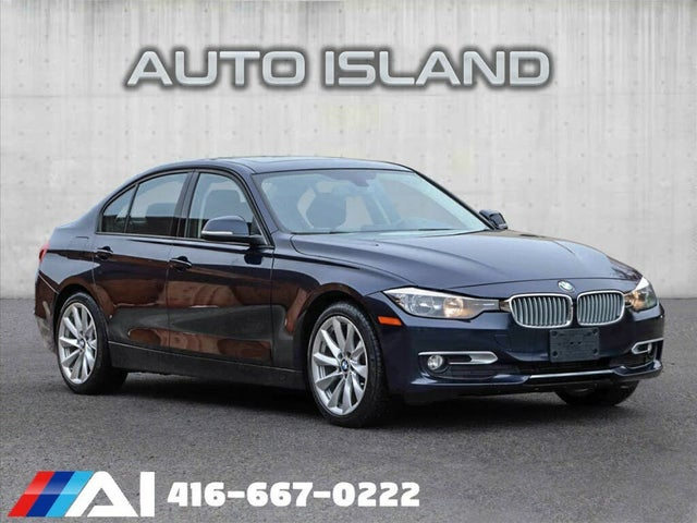 2013 BMW 3 Series 320i xDrive Sedan AWD