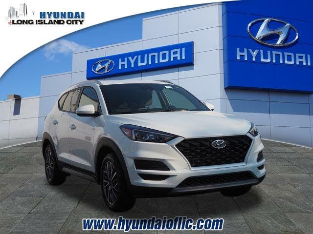 2019 Hyundai Tucson SEL AWD