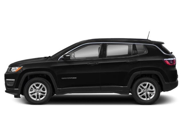 2021 Jeep Compass Sport 4WD