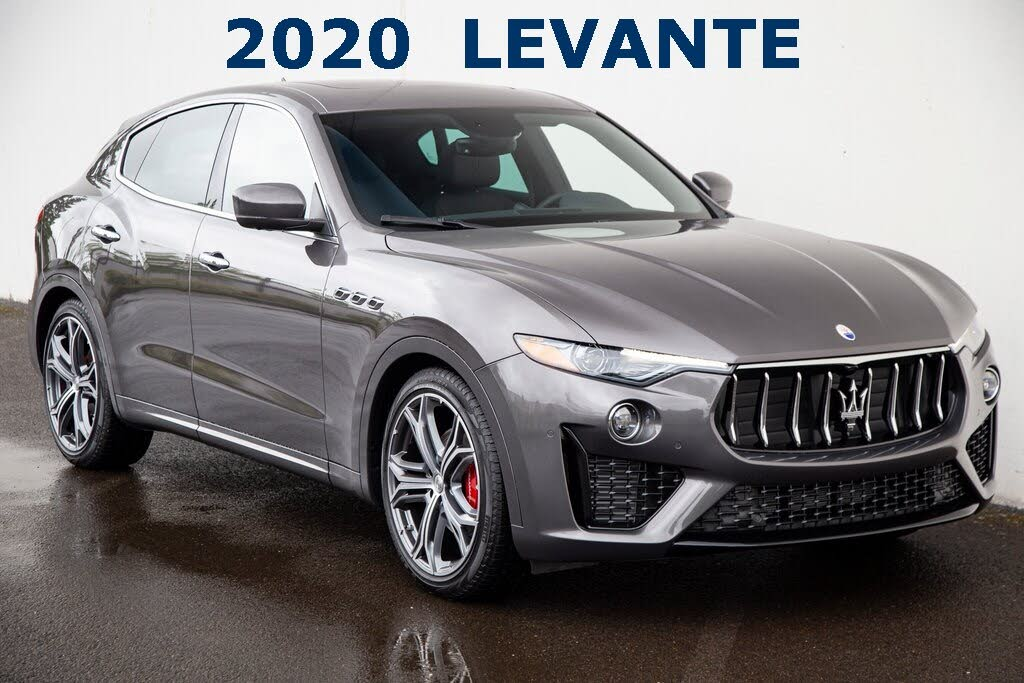 Used Maserati Levante For Sale With Buying Guide Cargurus