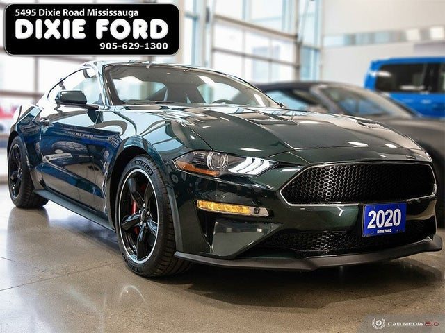 2020 Ford Mustang Bullitt Coupe RWD