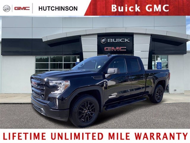 2020 GMC Sierra 1500 Elevation Double Cab RWD