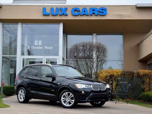 2016 BMW X3 xDrive35i AWD