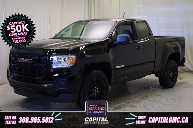 2021 GMC Canyon Elevation Standard Extended Cab 4WD
