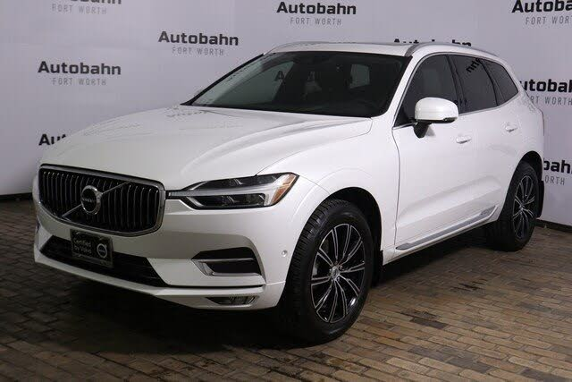 2018 Volvo XC60 T5 Inscription AWD