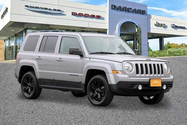 2015 Jeep Patriot Altitude Edition 4WD