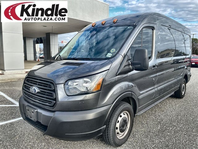 2019 Ford Transit Cargo 350 LWB RWD with Sliding Passenger-Side Door