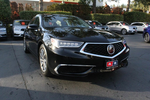 2018 Acura TLX FWD with Technology Package