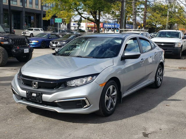 2019 Honda Civic LX FWD