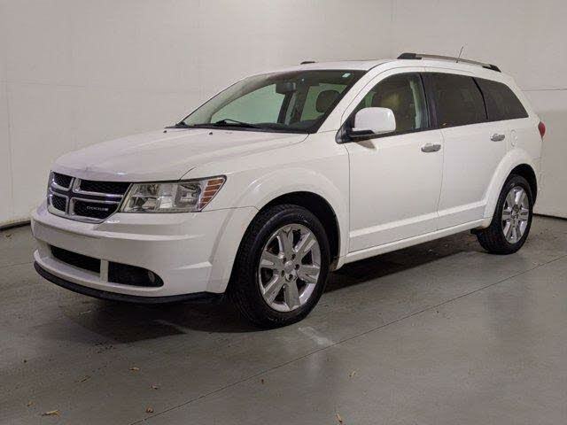 2011 Dodge Journey Lux FWD