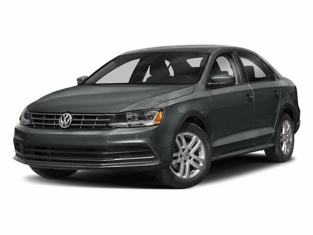 2018 Volkswagen Jetta 1.4T S FWD