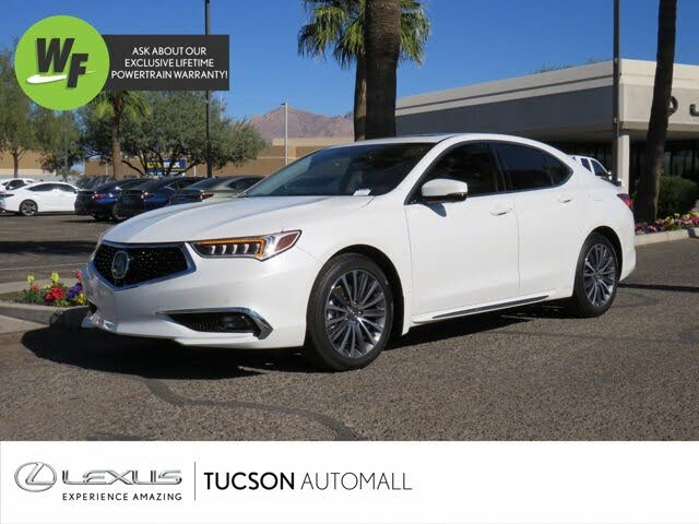 2018 Acura TLX V6 FWD with Advance Package