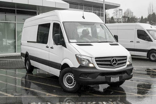 2018 Mercedes-Benz Sprinter Cargo 2500 170 V6 High Roof RWD