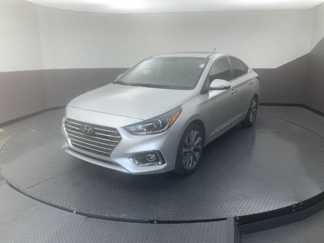2018 Hyundai Accent Limited Sedan FWD