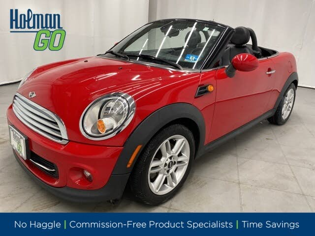 2015 MINI Roadster FWD