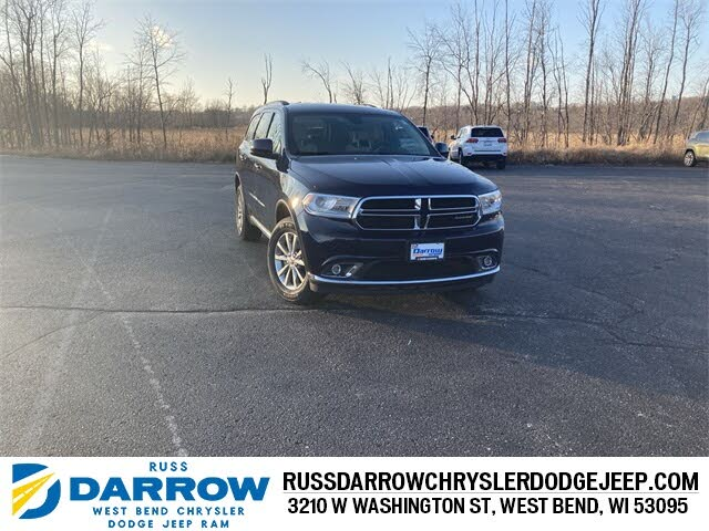 2018 Dodge Durango SXT Plus AWD