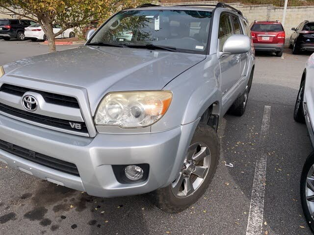 2008 Toyota 4Runner Limited V8 4WD