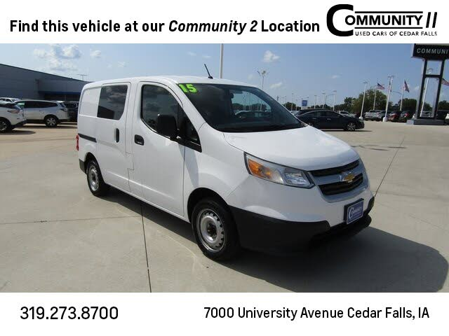 Used Chevrolet City Express For Sale In Des Moines Ia Cargurus