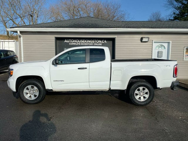 2018 GMC Canyon Extended Cab LB 4WD