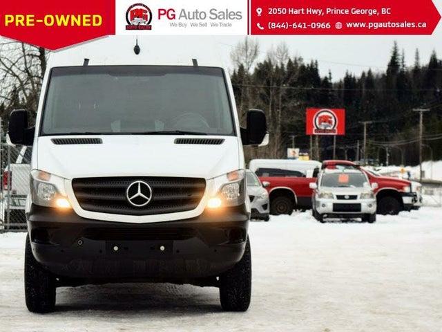 2016 Mercedes-Benz Sprinter Cargo 2500 144 WB Cargo Van AWD