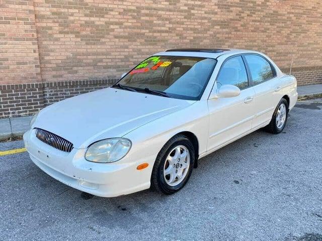 2001 Hyundai Sonata V6 GLS FWD