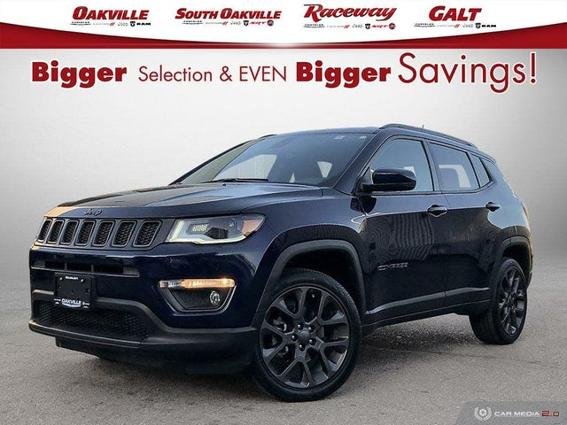 2020 Jeep Compass High Altitude 4WD