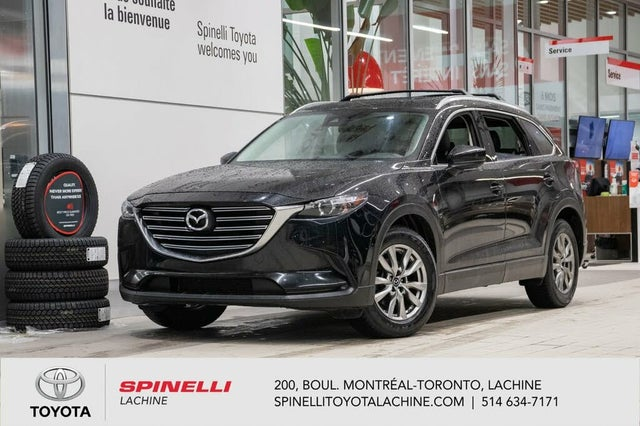 2018 Mazda CX-9 GS-L AWD