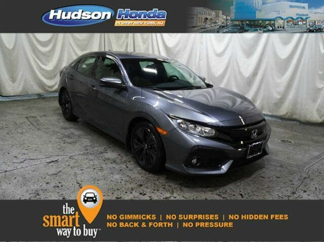 2018 Honda Civic Hatchback EX FWD