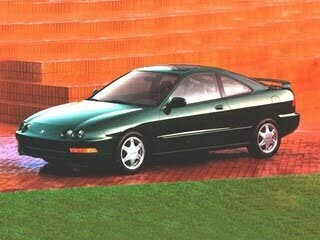1996 Acura Integra RS Coupe FWD