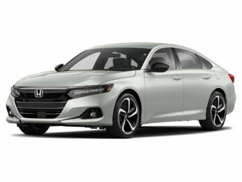 2021 Honda Accord Sport FWD
