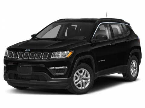 2021 Jeep Compass Latitude 4WD