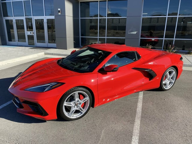 2020 Chevrolet Corvette Stingray 2LT Convertible RWD