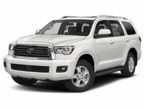 2021 Toyota Sequoia Limited RWD