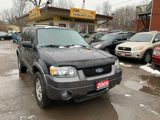 2005 Ford Escape XLT FWD